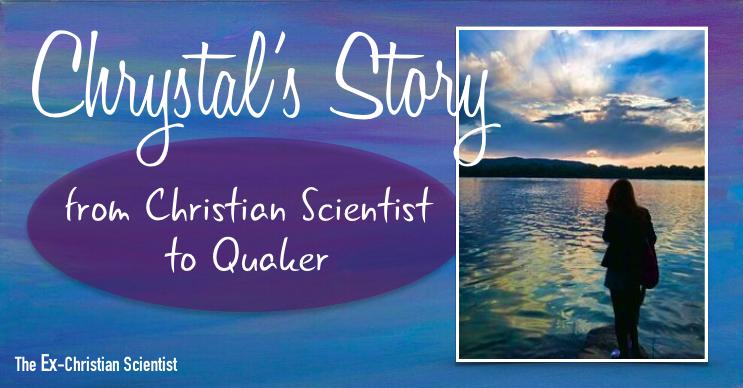Chrystal's Story header image